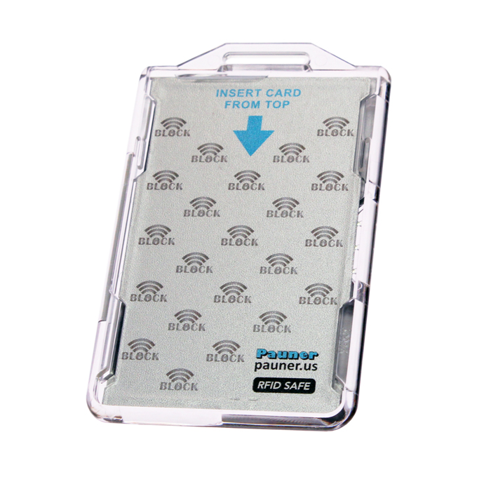 hspd 12 cac card holder piv rfid blocking feature